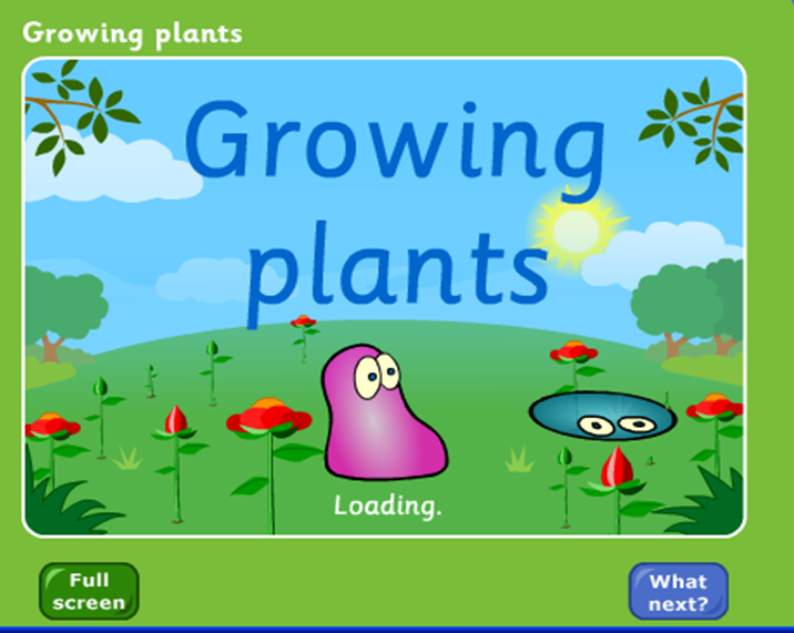 Image result for growing plants bbc ks1