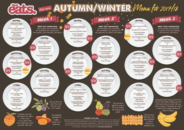 thumbnail of Autumn-Winter Menu 2017