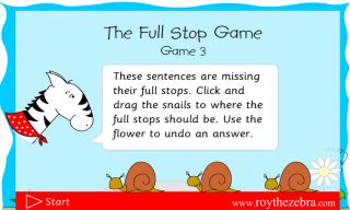 full stop game