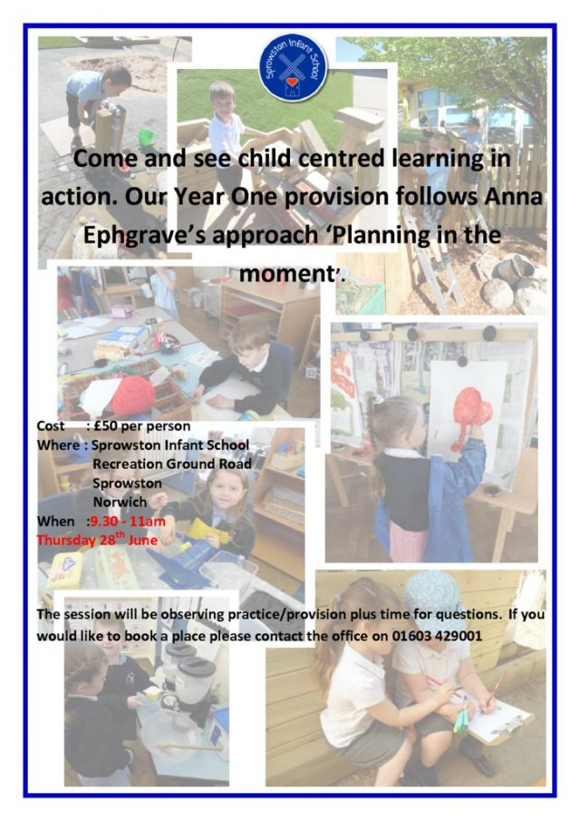 thumbnail of Year 1 Open Morning Sprowston 1